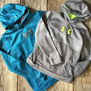 Kids Under Armour Cold Gear Sweatshirt Bundle